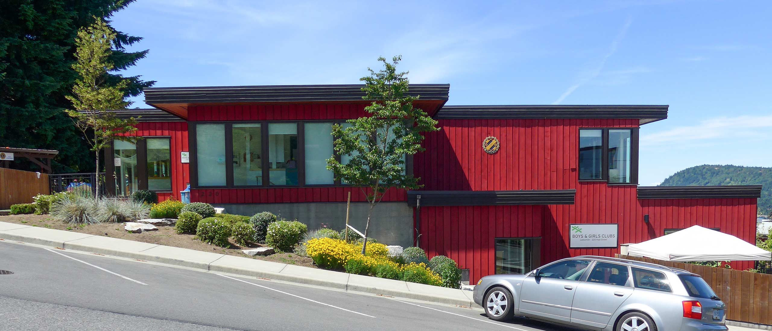 Ladysmith Resource Centre © DAU