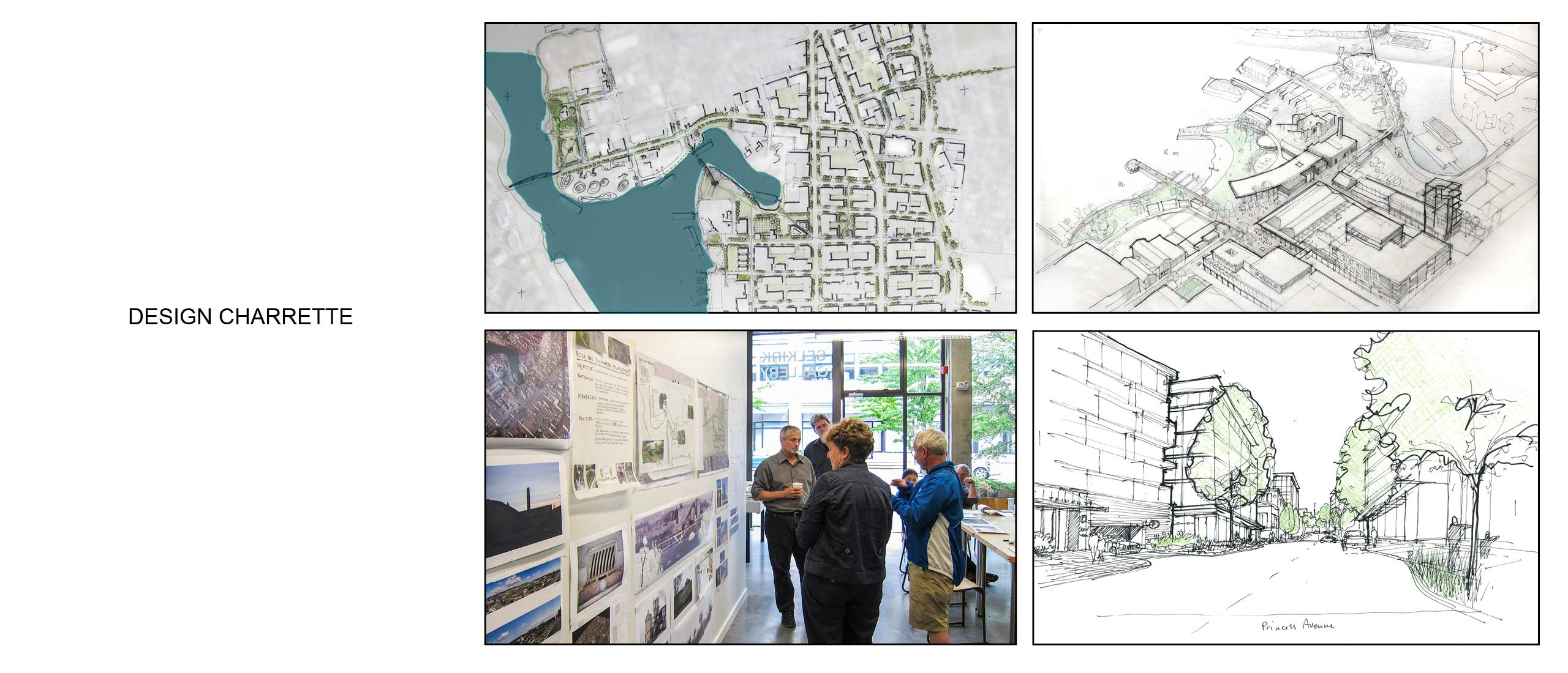 An Urban Design Plan for Rock Bay © DAU