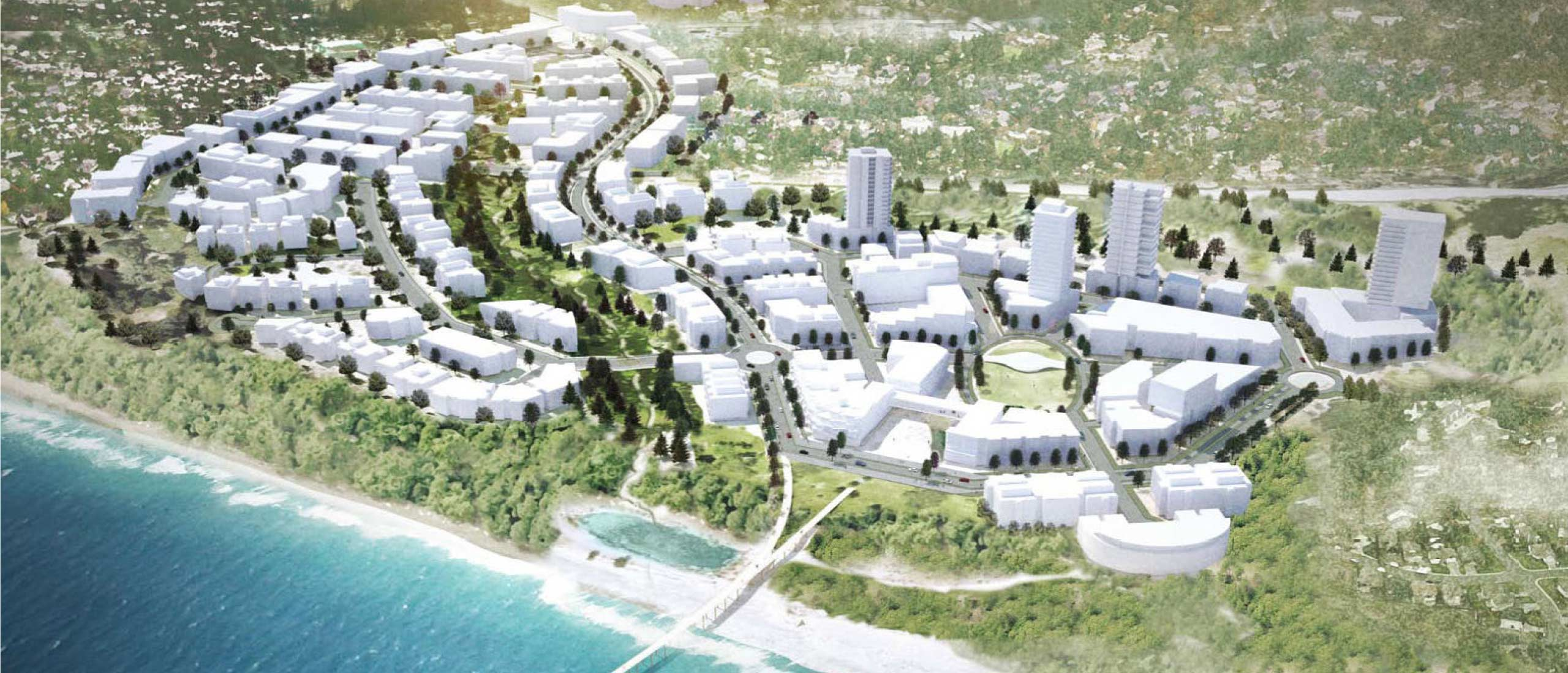 Royal Bay Master Plan © DAU