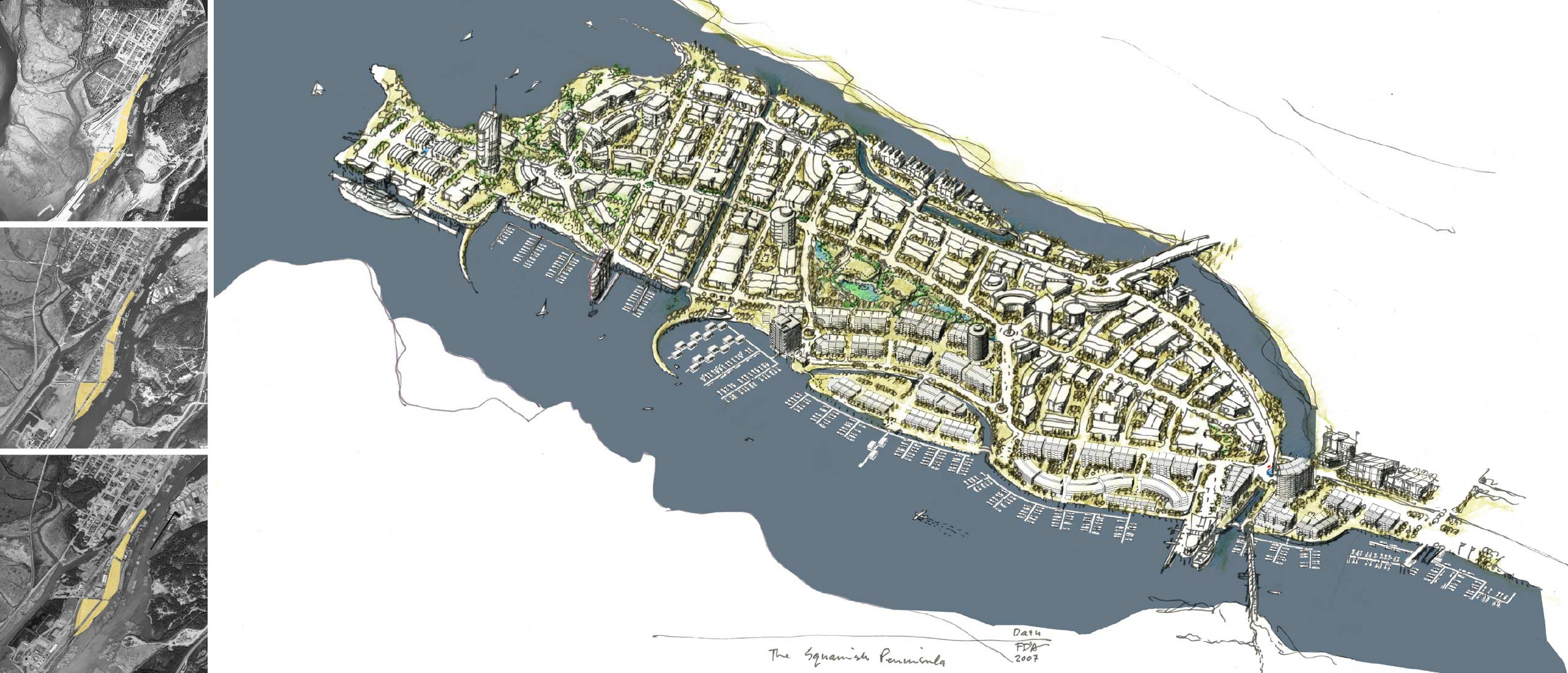 Swell Squamish Waterfront Plan Dambrosio Architecture Urbanism Largest Home Design Picture Inspirations Pitcheantrous