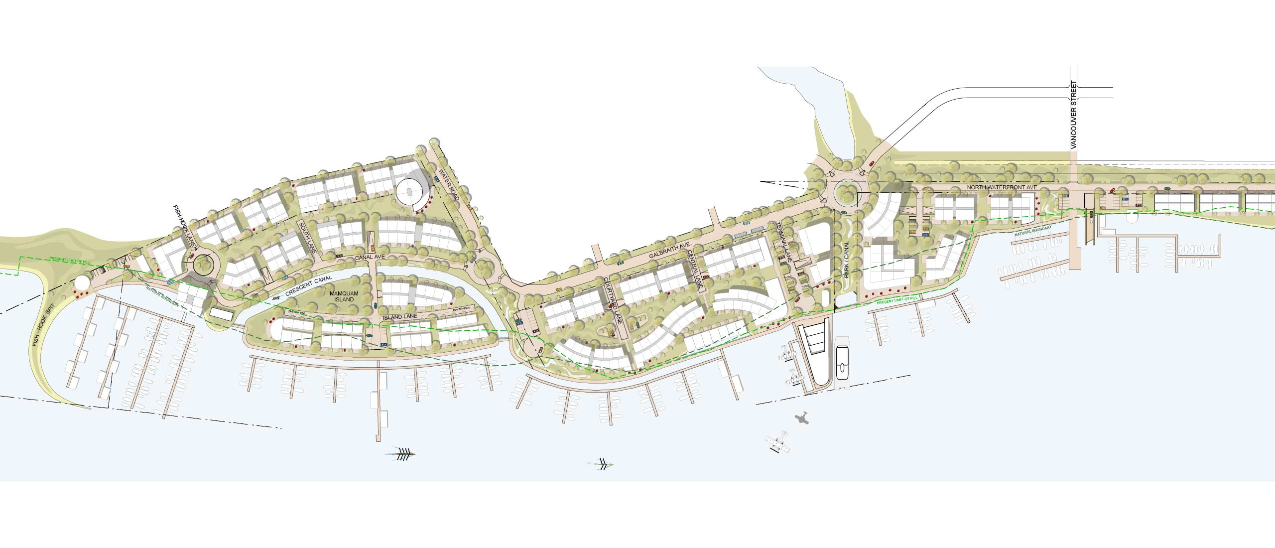 Fine Squamish Waterfront Plan Dambrosio Architecture Urbanism Largest Home Design Picture Inspirations Pitcheantrous